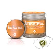 Kurkuma kapszula 90 db - Kurkuma gyökerének kivonatát tartalmazó étrend-kiegészítő